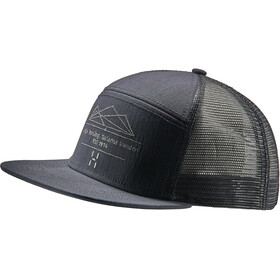 Haglöfs Trucker Cap True Black/Slate